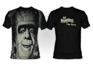 The Munsters - Herman Munster T-shirt
