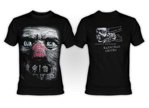 The Silence of the Lambs - Hannibal Lecter T-shirt
