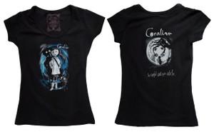 Coraline Girls T-Shirt