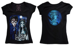 The Corpse Bride Girls T-Shirt