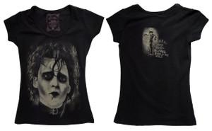 Edward Scissorhands Girls T-Shirt