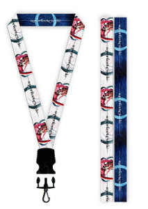 A Perfect Circle - Octopus Heart Lanyard