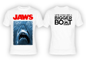 Jaws We're Gonna Need A Bigger Boat T-Shirt