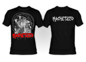Machetazo Corpse and Skulls T-Shirt