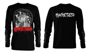 Machetazo Corpse and Skulls Long Sleeve T-Shirt