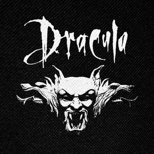 "Bram Stoker's Dracula 4x4"" Printed Patch"