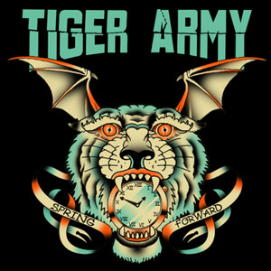"Tiger Army - Spring Forward 4x4"" Color Patch"