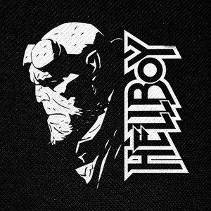 "Hellboy 4x4"" Printed Patch"
