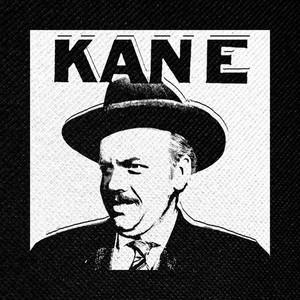 """Citizen Kane 4x4"""" Printed Patch"""