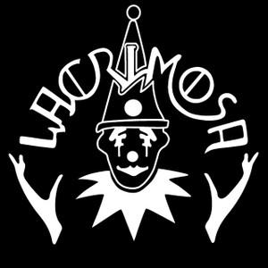 "Lacrimosa Logo 4x4"" Printed Sticker"