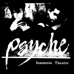 """Psyche - Insomnia Theatre 4x4"""" Printed Sticker"""