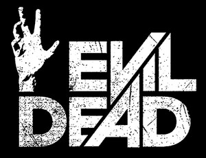"Evil Dead 4x2.5"" Printed Sticker"