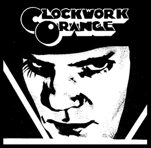 "A Clockwork Orange - Alex 4x4"" Printed Sticker"