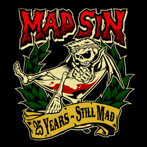 "Mad Sin - Still Mad 4x4"" Color Patch"