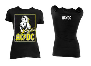 AC/DC - Angus Young Blouse T-Shirt