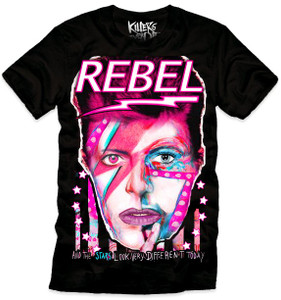 David Bowie Rebel T-Shirt