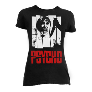 Alfred Hitchcock's Psycho Girls T-Shirt