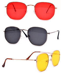 Dey Color Shooting Range Type Sunglasses