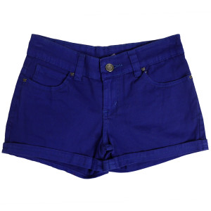 Antifashion - Blue Mini Shorts