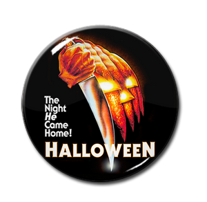 "Halloween The Movie 1.5"" Pin"