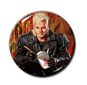"The Lost Boys - David 1.5"" Pin"