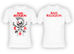 Bad Religion - Los Angeles T-Shirt