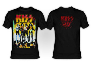 KISS - Love Gun T-Shirt