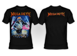 Megadeth - Berlin Wall T-Shirt