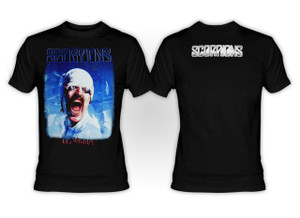 Scorpions - Blackout T-Shirt