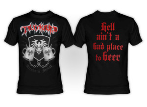 Tankard - Alcoholic Metal T-Shirt
