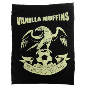 Vanilla Muffins - The Drug Is Football Backpatch Misprinted