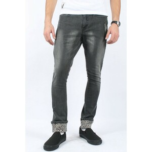 Iron Fist - Vacant Denim Black Washed Pants