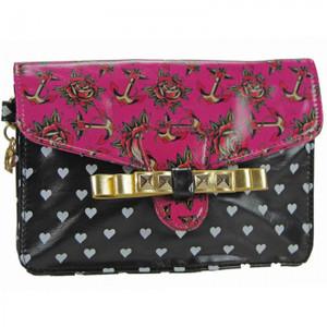 Crazy Love Clutch Bag