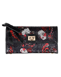 Parting Kiss Clutch Bag