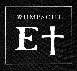 "Wumpscut Golgotha 4.5x4.2"" Printed Patch"