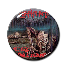 "Baphomet - The Dead Shall Inherit 1.5"" Pin"