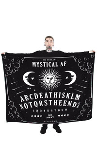 Killstar - Not The End Fleece Blanket