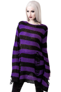 Killstar - Wonka Knit Sweater