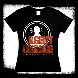Agent Orange Blouse T-Shirt