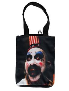 Captain Spaulding Face Shoulder Tote Bag