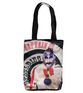 Captain Spaulding Shoulder Tote Bag