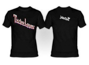 Judas Priest Turbo Lover T-Shirt