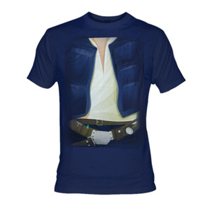 Solo A Star Wars Story - Han Solo Body T-Shirt