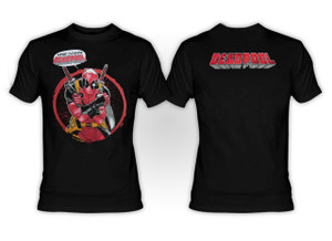 Deadpool - Here Comes Deadpool T-Shirt