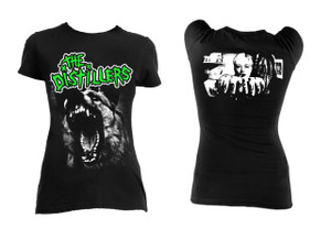 The Distillers Self Title Blouse T-Shirt