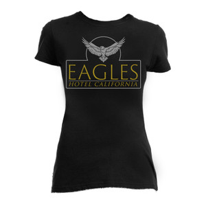 Eagles Hotel California Blouse T-Shirt