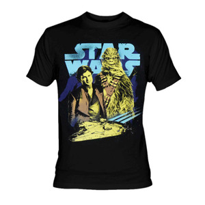 Solo A Star Wars Story - Han and Chewie T-Shirt
