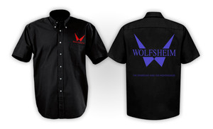 Wolfsheim The Sparrows and The Nightingales Workshirt