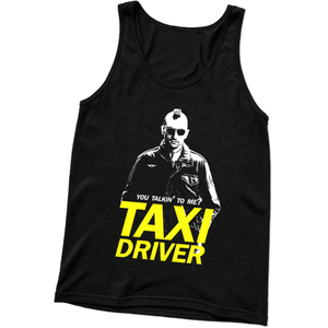 Taxi Driver Unisex Tank Top