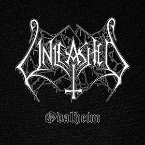 "Unleashed Odalheim 4x4"" Printed Patch"